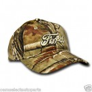 NEW OEM Ford Realtree Camo Baseball Hat Cap - ONE SIZE - Genuine Ford Apparel