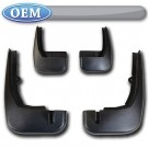 NEW OEM 2010-2013 Ford Transit Connect Mud Flaps Set - Splash Guards FRONT REAR